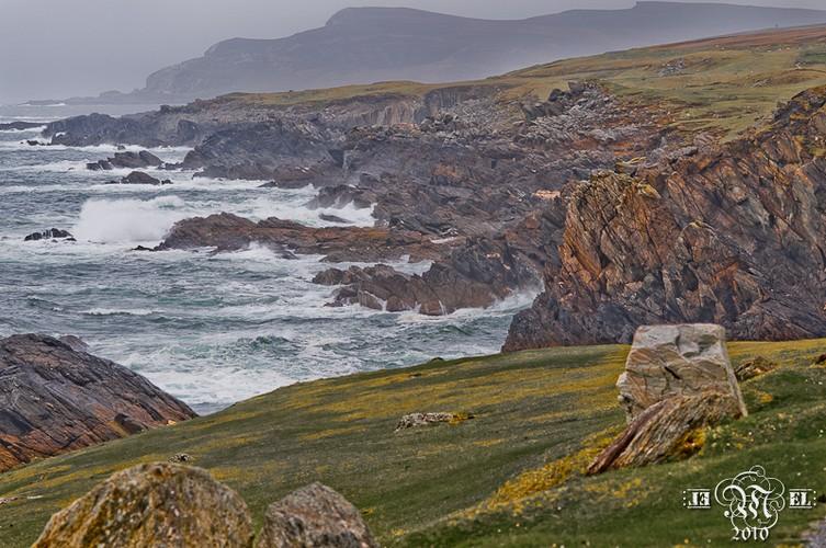 Achill Island.