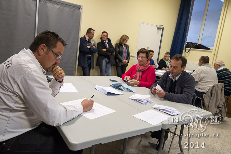 Elections municipales 2014.