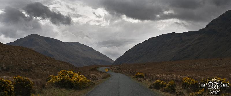Sur la route du Connemara 4.