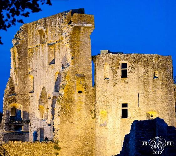 Une nuit au château…